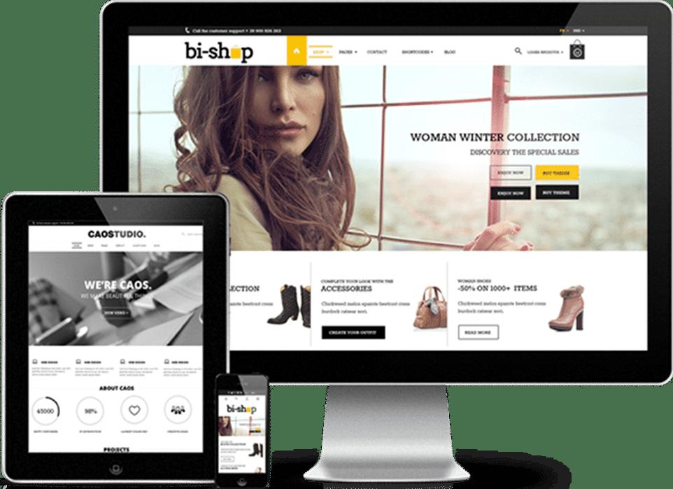 Pacchetto E-Commerce Base