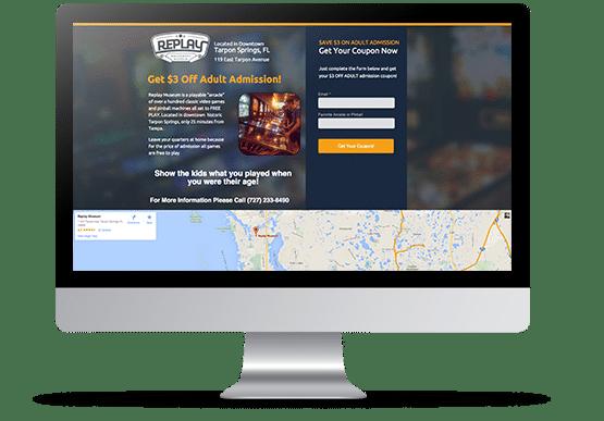 Realizzazione Landing Page Demo