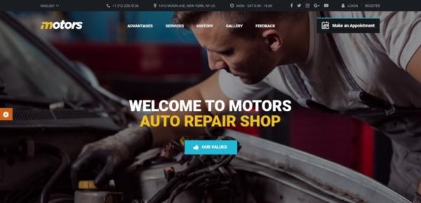 Motors Autoriparatore