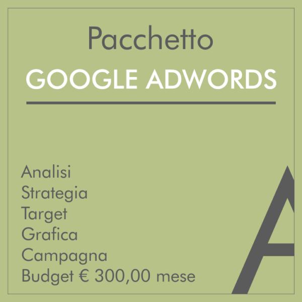 Pacchetto Google AdWords